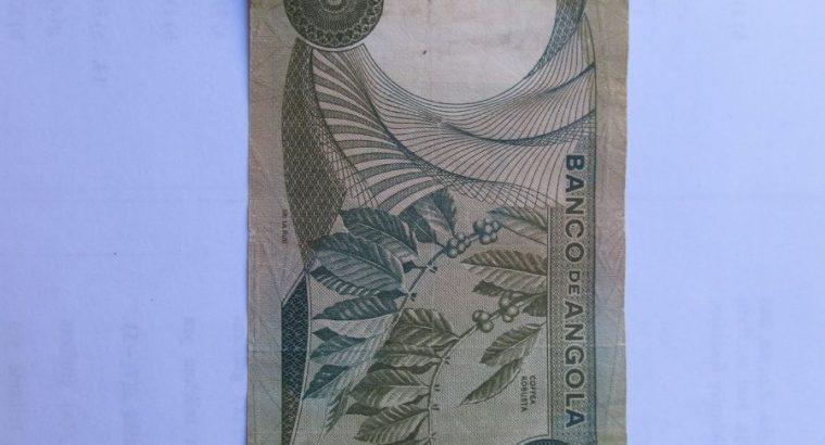 50 escudos , Angola , 1972