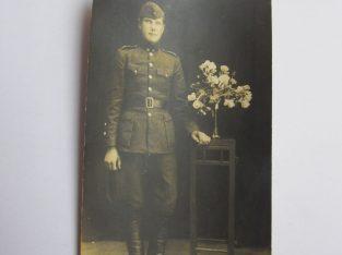 Tarpukario Lietuvos kareivis