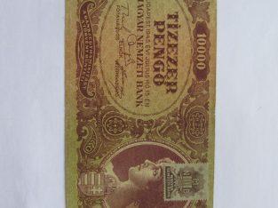 10.000 pengo , Vengrija , 1945