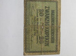 20 ost kapeiku , Lietuva , 1916 .