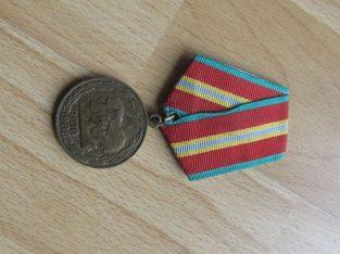 Medalis 70 metu karinėms pajėgoms