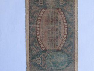 10 marek , Lenkija , 1919