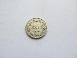 1000 korona , Austrija , 1924