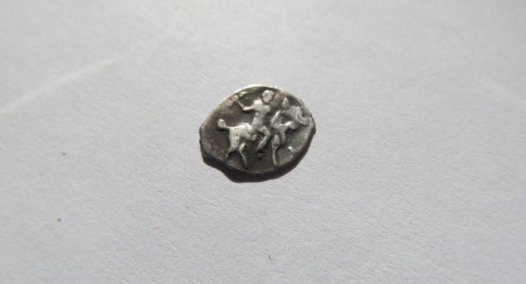 Česuika , Ivanas Rūstusis , 16 amžius , sidabras 4