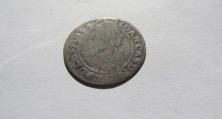 6 grašiai , LDK , 1666