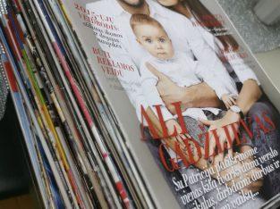 Parduodu žurnalo Žmonės kolekciją