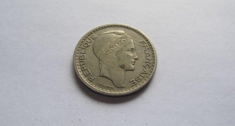 10 francs , Prancūzija , 1948