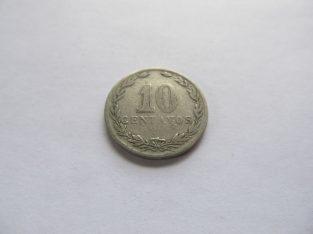 10 centavos , Argentina , 1928