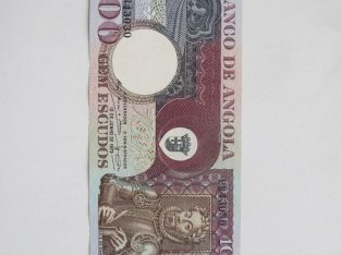 100 escudos , Angola , 1973 unc