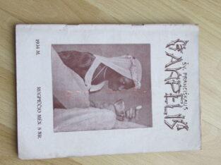 ŠV. PRANCIŠKAUS VARPELIS , 1934 / 8