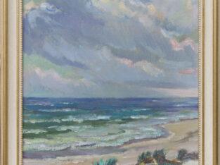 Vincas NORKUS (1927-2006). Jūra Palangoje, 1978.