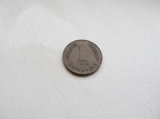 1 santims , Latvija , 1939 ..