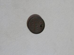 1 penni , Rusija Suomija , 1907