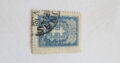 Tarpukario pašto ženklas 25 centai