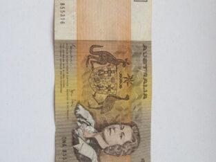 1 dollar , Australija , 1982