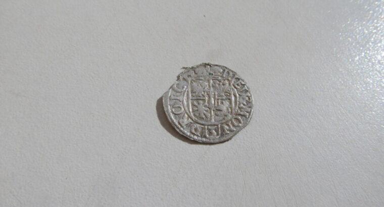 Pusantro grašio , Prūsija , 1623 sidabras