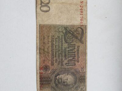 20 reichsmark , Vokietija , 1929