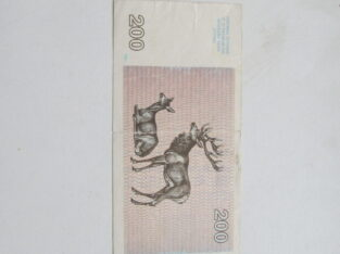 200 talonu , Lietuva , 1993