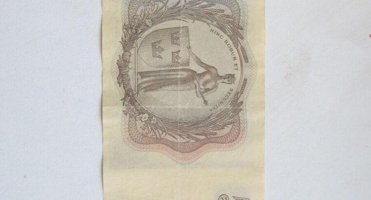 5 kronor , Švedija , 1961