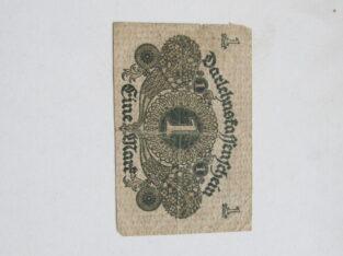 1 mark , Vokietija , 1920